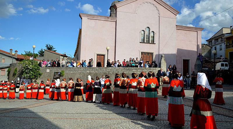Foto della mostra fotografica Sa Esta de Santu Giuvanni